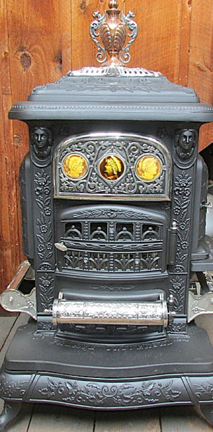 Home   Antique Parlor Stoves For Sale   Barnstable Stove Shop   508