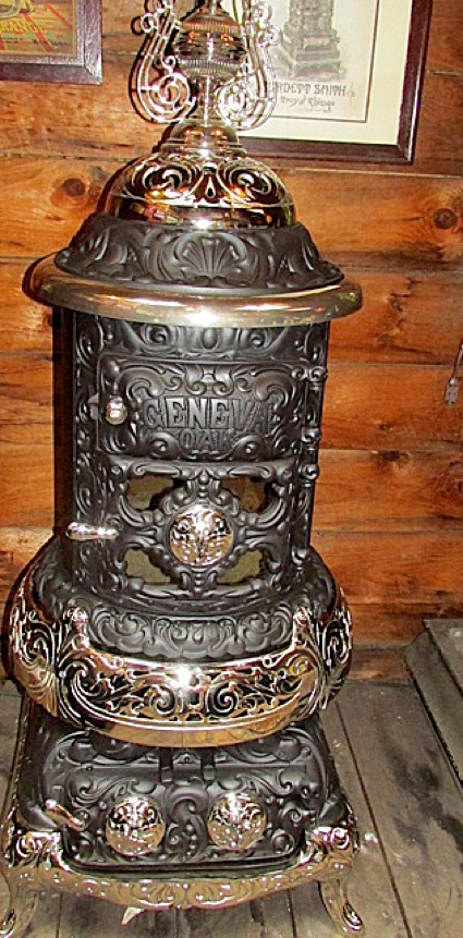 Home | Antique Parlor Stoves For Sale | Barnstable Stove