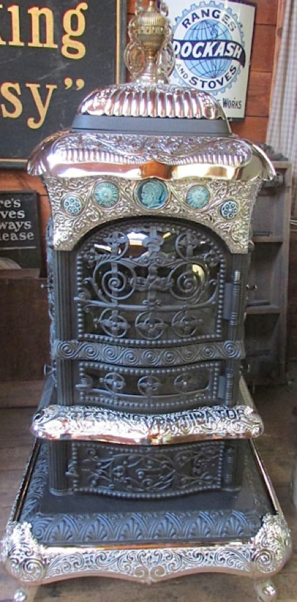 Home Antique Parlor Stoves For Sale Barnstable Stove